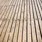 How to Remove Rust Stains From a Wooden Deck