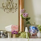 How to Dress Up a Fireplace Mantle