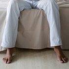 Hazlo tú mismo: patas de cama Ikea