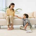 Cómo detener el comportamiento grosero en los niños