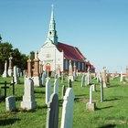 Cómo encontrar la tumba de un ser amado o su parcela en el cementerio