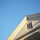 Pico promedio para un techo a dos aguas