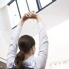 Office Exercises to Avoid Sleepiness