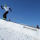 Snowboard en Ruby Hill, Denver