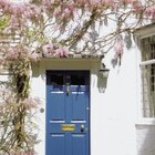 Adding a steel entry door returns 20 percent more than installing a fiberglass door.