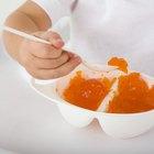 Cómo alimentar a un bebé con cereal de arroz