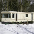 How to site a static caravan