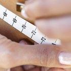 ¿Cómo tomar las medidas exactas de tu busto, cadera y cintura?