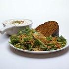 Qual o prazo de validade de uma salada de frango?