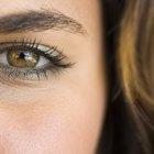 Cores de cabelo que combinam com olhos castanhos