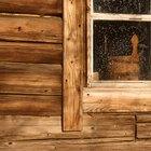 ¿Cómo reparar los marcos podridos de una ventana de madera?