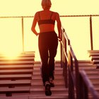 Stair Steps for Knee Strengthening
