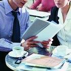 ¿Cómo manejar una entrevista en un restaurante o café?