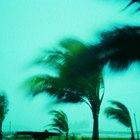 Como calcular a força do vento em uma superfície plana grande