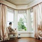 How to make curtain pelmets