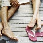 Cómo convertir un talle de zapatos de mujer en el talle correspondiente para hombre