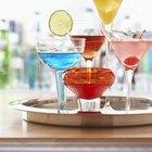 Bebidas mezcladas con Amaretto