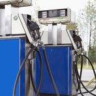 Tipos de combustibles alternativos a la gasolina para automóviles