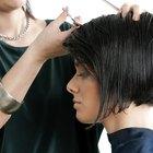 Cómo estilizar el pelo corto