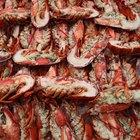 Que acompanhamento vai bem com cauda de lagosta?