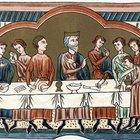 Utensílios culinários da era medieval