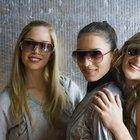 Como identificar óculos de sol falsos da Armani Exchange