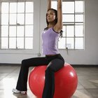 The Winsor Pilates Ball Workout