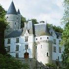 Tipos de sirvientes en un castillo medieval