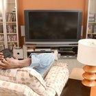 Cómo desmontar un sofá reclinable para una mudanza