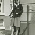School uniforms in the 1940s