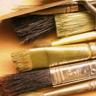 Como pintar placas de acrílico