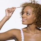 Acondicionadores completamente naturales para el cabello rizado