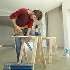 ¿Cómo contruir un taburete de madera plegable?