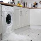 Cómo reparar el agitador de una máquina lavadora Whirlpool