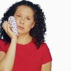 Como aliviar uma dor de dente com acupressão