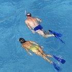 Swim competitor