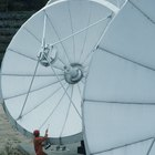 How to clean a satellite dish to improve reception