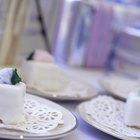 Baby Blue, White & Silver Wedding Ideas