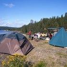 Sitios de campamento en Cadott, WI