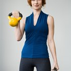 How to Burn 300 Calories a Day With Kettlebells