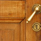How to pick a cabinet lock