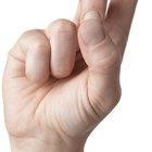 Como escapar de uma armadilha de dedo chinesa?