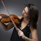 Como descobrir o dedilhado para violino