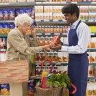 El sueldo de un empacador de supermercado