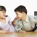 Niños que odian a sus hermanos