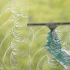 Productos que no se deben usar para limpiar el policarbonato Lexan