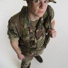 Estampados de camuflaje militares y sus usos