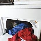 Instrucciones para el kit de conversión de gas natural a propano para una secadora