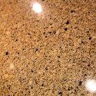 Como reparar marcas d'água e manchas no granito