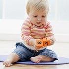 Juegos y actividades para bebés de 7 meses de edad